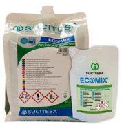 Detergente Desinfectante Concentrado ECOMIX PURE DETERGENTE DESINFECTANTE