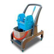 Carro de Limpeza 1 Balde PROCART JET 718S